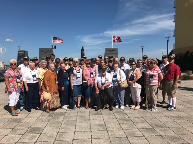 Group Picture 2017 Reunion Norfolk